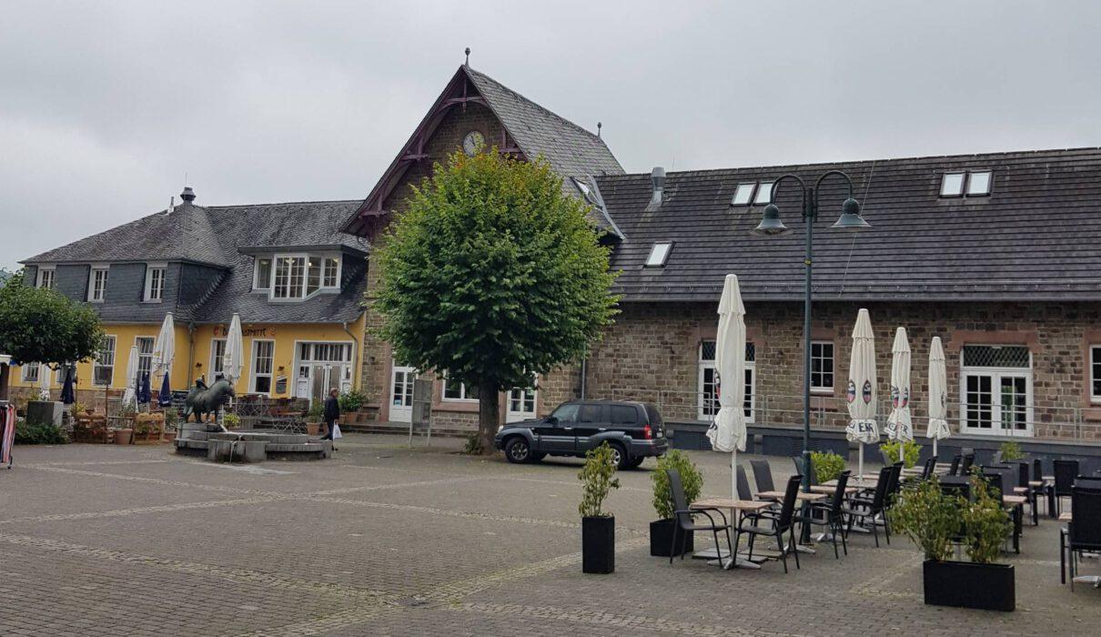 Kulturbahnhof Overath